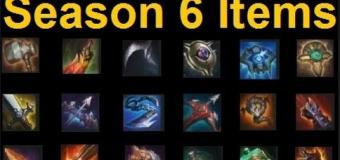 3 trang bị cực mạnh ở Liên Minh Huyền Thoại mùa 6