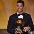 Ronaldo hụt hơi trong quả bóng vàng 2015