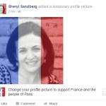 Hướng dẫn cách đổi avatar Facebook Pháp