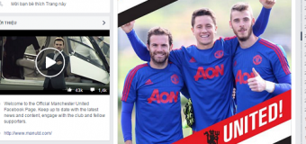 Cách đổi Avatar Facebook đội bóng yêu thích