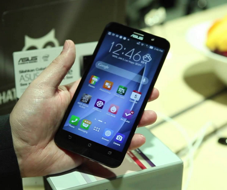 Asus Zenphone 2 RAM 4GB