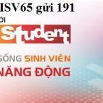 Cách đăng ký MISV65 cho sim học sinh sinh viên của Viettel