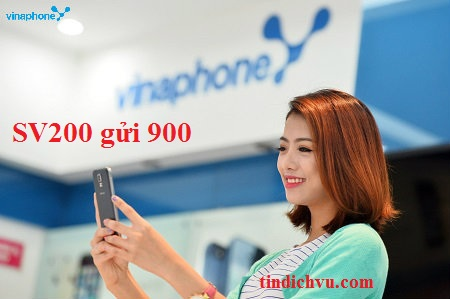 Đăng ký gói SV200 Vinaphone