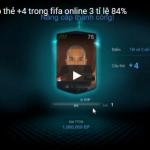 Video: Hướng dẫn ép thẻ Fifa Online 3 +4 chuẩn