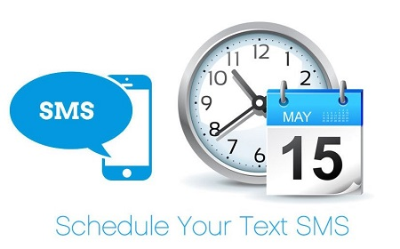 Ứng dụng hẹn giờ nhắn tin SMS
