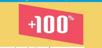 Khuyến mãi 100% thẻ nạp Vinaphone ngày 18/12