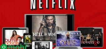 Cách tiết kiệm 3G khi xem Netflix trên điện thoại