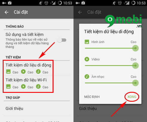 Cách tiết kiệm 3G trên điện thoại
