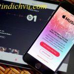 Hướng dẫn cách tạo danh sách nhạc Apple Music trên iPhone 5, 5S, 6