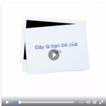 Video hưởng ứng Ngày Tình Bạn trên Facebook