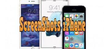 Cách chụp màn hình iPhone không cần phần mềm