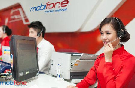 Các số gọi tổng đài Mobifone