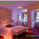 Thiết kế nội thất phòng ngủ tân cổ điển giá rẻ