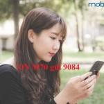 Đăng ký gói M70 Mobifone nhận ngay 1,6GB miễn phí