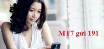 Đăng ký gói MT7 Viettel lướt internet thả ga