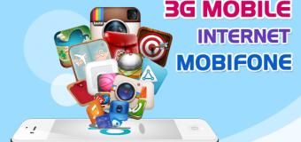Cách đăng ký 3G Mobifone tốc độ cao giá rẻ 2017