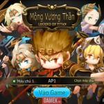 Game Mộng Vương Thần Mobile cho Android & iOS