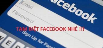 Cách xóa tài khoản Facebook trên điện thoại Android