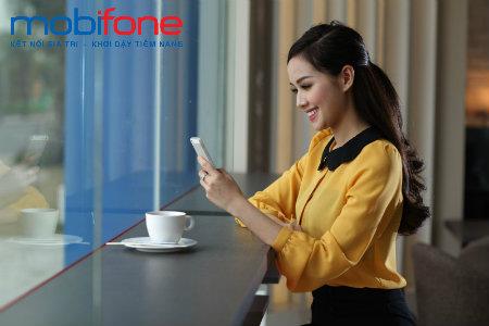 Đăng ký M70 Mobifone thoải mái lướt web nghe nhạc