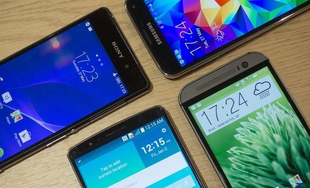 Cách làm mát khi điện thoại Android quá nóng