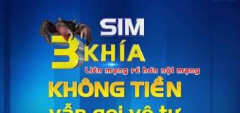 Sim Ba Khía Mobifone ưu đãi gọi ngoại mạng rẻ nhất 2017