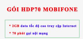 Review: Gói cước HDP70 Mobifone – Gói cước 4G ưu đãi 2017