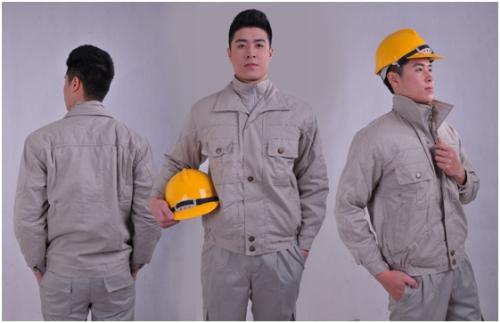 Xưởng may áo bảo hộ lao động giá rẻ