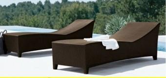 Kích thước chuẩn ghế hồ bơi, giường tắm nắng là bao nhiêu?