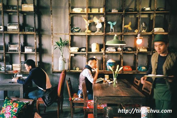 Quán Cộng Cafe Đà Nẵng