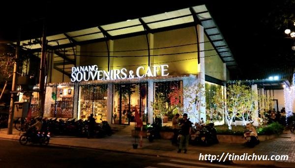 Quán Đà Nẵng Souvenir Cafe