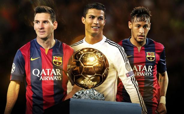 Quả bóng vàng Fifa 2015
