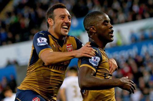 Trận Derby thành London Arsenal vs Tottenham