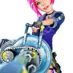 """Bất ngờ với cosplay Jinx cực """"chất"""" trong Liên Minh Huyền Thoại"""