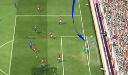 Cách đá phạt góc trong fifa online 3