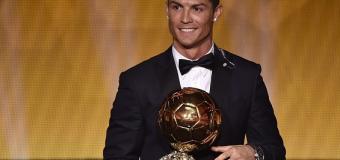 """Quả bóng vàng 2015: Ronaldo """"hụt hơi"""""""