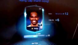 Thẻ cầu thủ fifa online 3 +6