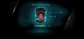 Video: Ép thẻ Fifa Online 3 +7 thành công 70%
