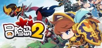 """""""Nấm lùn"""" Maple Story 2 đã rơi vào tay Tencent"""