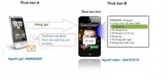 Tin nhắn báo bận thông minh hữu ích trong mọi trường hợp.