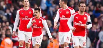 Arsenal: Thăng hoa và cơ hội ngôi đầu