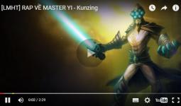 Nhạc chế Rap Master Yi