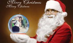 Tạo ảnh ông già Noel