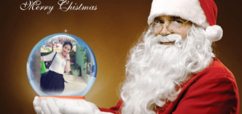 Hướng dẫn tạo ảnh lồng ghép ông già Noel