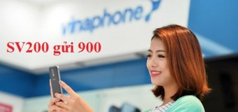 Thỏa sức lướt web và nhắn tin với SV200 Vinaphone