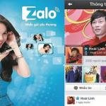 """3 """"bật mí"""" thú vị dành cho người yêu Zalo"""