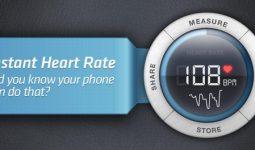 Đo nhịp tim bằng camera Smartphone