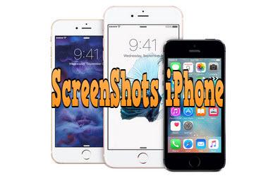 Chụp màn hình iPhone