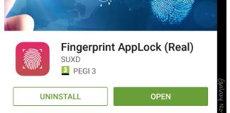 Hướng dẫn cách mở khóa ứng dụng Android bằng vân tay