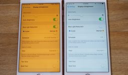 Thay đổi màu màn hình trên điện thoại iOS 9.3