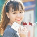 Đăng ký gói D3 Vietnamobile nhận 1Gb data miễn phí